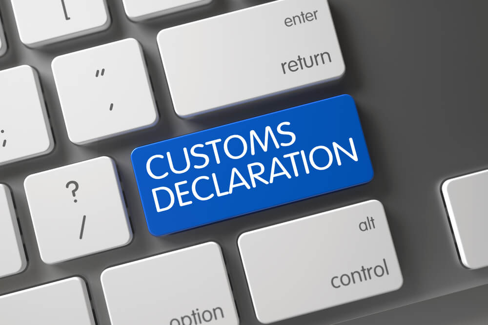 Customs declarations post Brexit